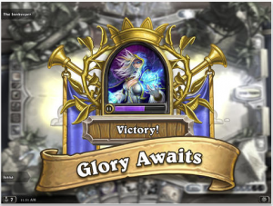 Hearthstone For iPad - Glory Awaits!