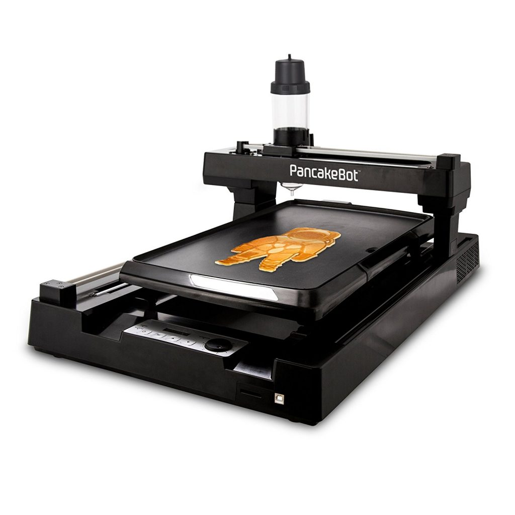 Photo of the digital pancake creator